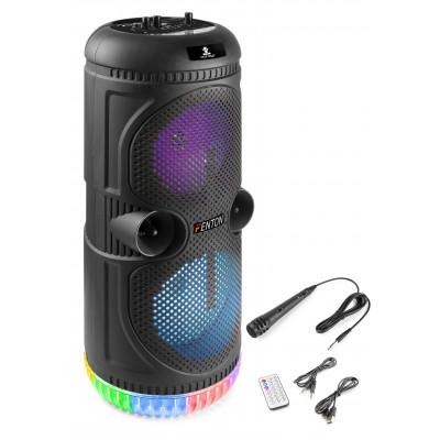 SPS75 karaoke mašīna ar gaismas šovu