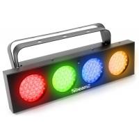 Beamz DJ Bank 140 RGBA LEDs