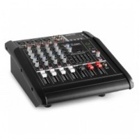 Vonyx AM5A 5-Channel with Amplifier DSP/BT/SD/USB/MP3 Mixer