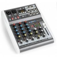 Vonyx VMM-K402 4-Channel Music with DSP Mixer