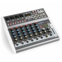 Vonyx VMM-K802 8-Channel Music with DSP Mixer