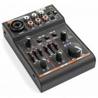 Power Dynamics PDM-D301 3-Channel USB Mixer