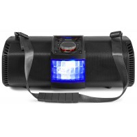 MDJ150 Party Station 200W with Battery and Derby LED effect