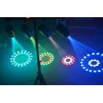 4-Some Light Set 4x 57 RGBW LEDs