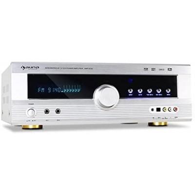 Auna AMP FX-6100 6.1 A / V uztvērējs 1600 W pastiprinātājs