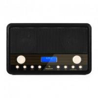 Auna Digidab Retro Radio