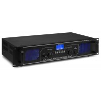 FPL2000 Digital Amplifier Blue LED + EQ
