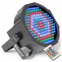 BeamZ FlatPAR 154x 10mm RGBW LEDs